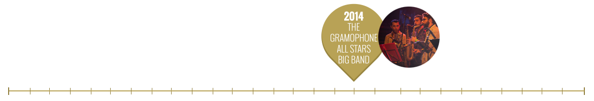 2014 the gramophone all stars big band